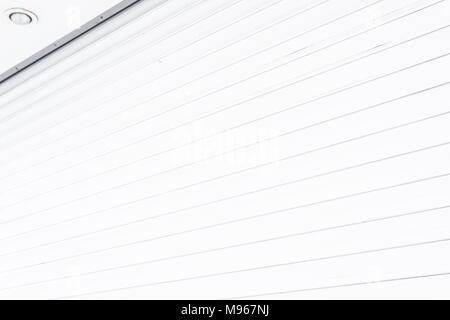 Weißen Fensterläden, Jalousien als Hintergrund - Stockfoto