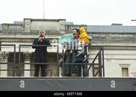 Vierte Plint Enthüllung MAJOR VON LONDON
