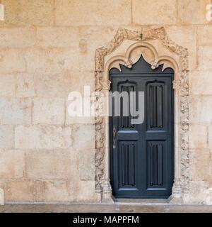 Das Kloster San Jerónimo, Belem, Lissabon, Portugal. - Stockfoto