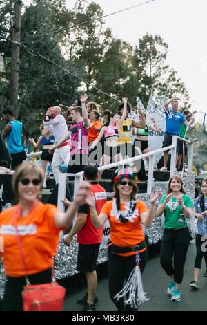 Das Wyndham mit Unterstützung des Orlando - Stockfoto