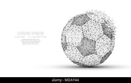 Symbol-Fußball-Play-Symbol Vektor Abbildung - Bild: 135444407 - Alamy