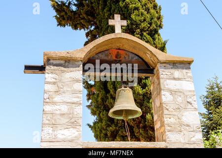Kirche in Kastoria, West Mazedonien, Griechenland - Stockfoto