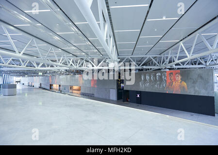 Adidas headquarters in Herzogenaurach Stock Photo: 181698741