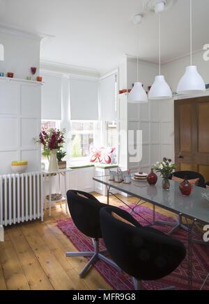 Eingelassene Deckenleuchten im Raum Stockfoto, Bild: 88478756 - Alamy