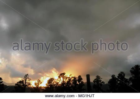 Hermosos Paisajes Naturales Stockfoto Bild 181973974 Alamy