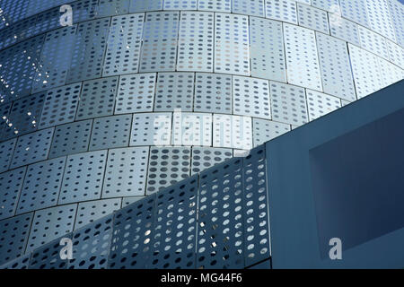 Detail der National Automobile Museum, Turin, Italien. - Stockfoto
