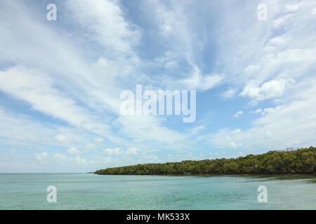 Die absolut wundervolle Biscayne National Park Südlich von Miami, Florida - Stockfoto