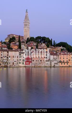 Europa, Balkan, Kroatien, Istrien, Rovinj - Stockfoto