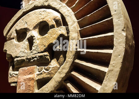 Mexiko City Mexiko Ciudad de Distrito Federal District DF D.F. CDMX Polanco Hispanic Mexican Museo Nacional de Antropologia National Museum von Anthr - Stockfoto