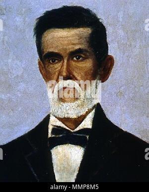 Almeida Indiana Junior - José Ferraz de Almeida. - Stockfoto