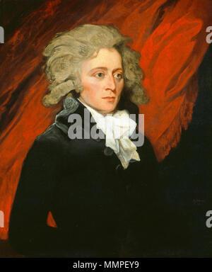 Malerei; Öl auf Leinwand; gesamt: 76,2 x 63,7 cm (30 x 25 1/16 in.); William Vans Murray