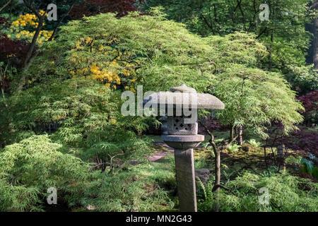 Park Als Tuin : Der japanische garten japanischen tuin im frühjahr mai