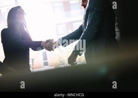 Mann nach einem treffen fragen