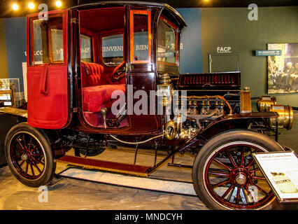 Edison & Ford Winter Estates in Fort Myers South Florida - Stockfoto