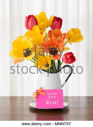 Vintage schneiden glücklichen Mütter Tag Banner gesetzt. Vektor ...