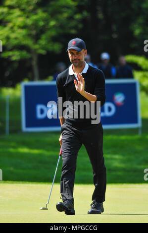 Pep Guardiola, Golf