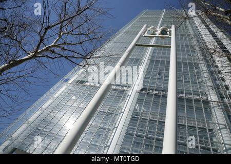 Grattacielo Intesa Sanpaolo Skyscraper Turin Turin Italien