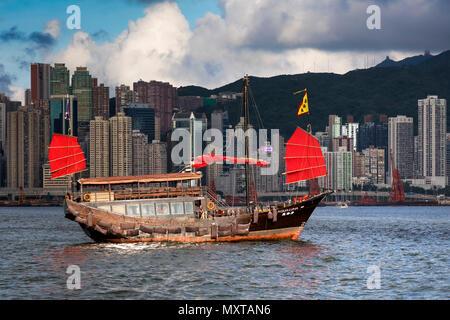 Hong Kong, SAR, China - Stockfoto