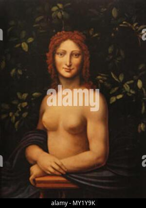 . Monna Vanna. 16 c,?. salai? 470 SalaismonnaVanna - Stockfoto