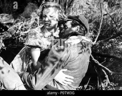 Original Film Titel: THE STRATTON STORY. Englischer Titel: The STRATTON STORY. Regisseur: Sam Wood. Jahr: 1949. Stars: James Stewart; Juni Allyson. Credit: MGM /Album - Stockfoto