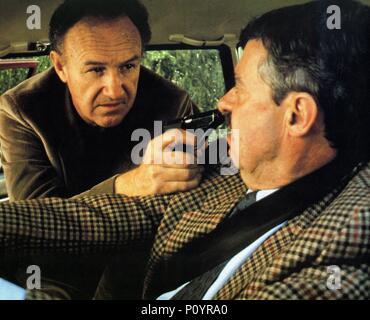 Original Film Titel: Ziel. Englischer Titel: Ziel. Regisseur: Arthur Penn. Jahr: 1985. Stars: Gene Hackman. Quelle: CBS/WARNER BROS./Album - Stockfoto