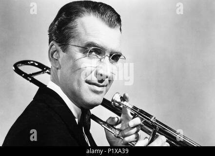 James Stewart, die Glenn Miller Story, 1954 - Stockfoto