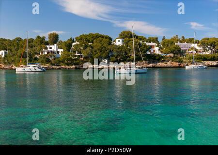 Cala Dor, Mallorca, Spanien, Europa - Stockfoto