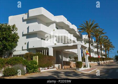 Hotel Rocamarina, Cala Dor, Mallorca, Spanien - Stockfoto