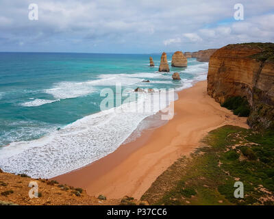 Zwölf Apostel, Port Campbell National Park, Australien. - Stockfoto
