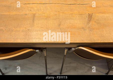 Grundriss ansicht von oben haus innen auf wei em hintergrund stockfoto bild 173510803 alamy - Holztisch mit stuhlen ...