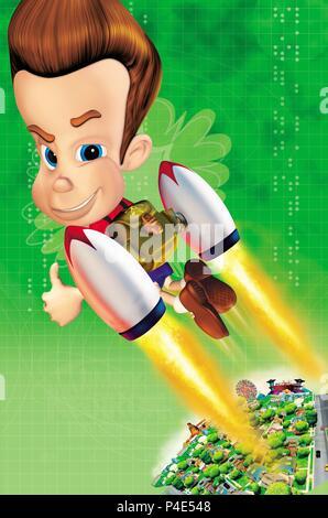 Original Film Titel Jimmy Neutron Boy Genius Englischer Titel