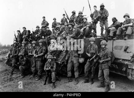 Platoon 1986 Tony Todd Francesco Quinn John C Mcginley Kevin