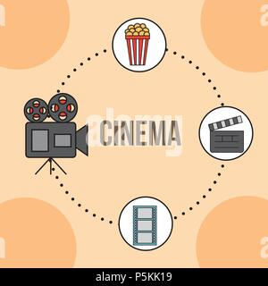 Film Film Kino - Stockfoto