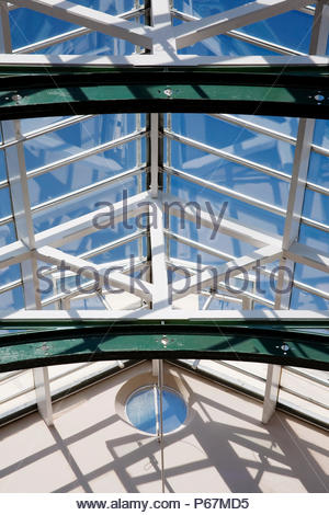 Corn Exchange Dach, Tunbridge Wells, Kent, Großbritannien - Stockfoto
