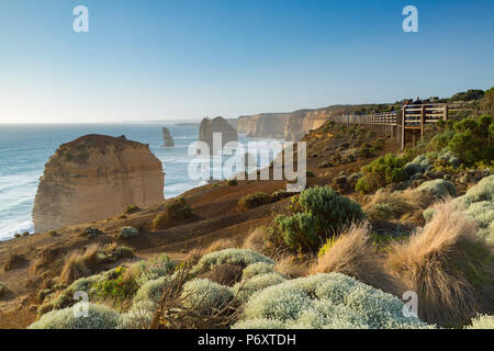 Zwölf Apostel, Port Campbell National Park, Great Ocean Road, Victoria, Australien - Stockfoto