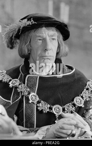 Heinrich VIII. und seine 6 Frauen (1972) Michael Gough, Datum: 1972 - Stockfoto