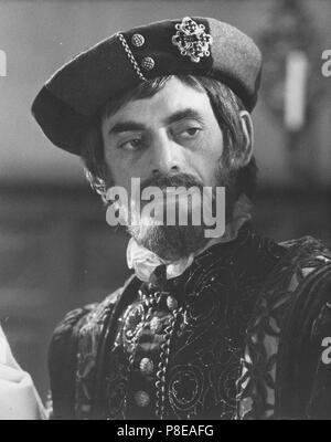 Heinrich VIII. und seine 6 Frauen (1972) John Bennett, Datum: 1972 - Stockfoto