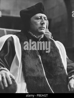 Heinrich VIII. und seine 6 Frauen (1972), Bernard Hepton, Datum: 1972 - Stockfoto