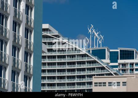 Westin Hotel Ft. Lauderdale, Florida - Stockfoto