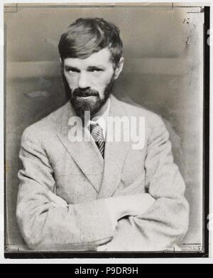 David Herbert Lawrence (1885-1930). Museum: D.H. Lawrence Birthplace Museum. - Stockfoto