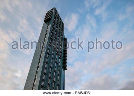 11 Mapleton Crescent, Wandsworth - Stockfoto