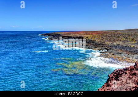 Punta Teno, Kanarische Inseln, Teneriffa, Spanien - Stockfoto