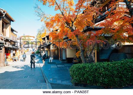 Japan kyoto traditionelles restaurant in der n he von for Traditionelles japan