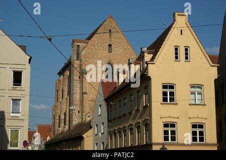 Um Ausburg, Deutschland - Stockfoto