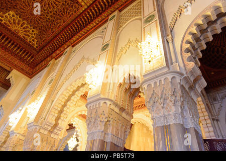 grande mosquee moschee medina altstadt rabat die hauptstadt von marokko afrika stockfoto bild. Black Bedroom Furniture Sets. Home Design Ideas