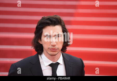 Mai 16, 2016 - Cannes, Frankreich: Adam Treiber besucht die 'Paterson 'Premiere während des 69. Filmfestival in Cannes. Adam Treiber lors du 69eme Festival de Cannes. *** Frankreich/KEINE VERKÄUFE IN DEN FRANZÖSISCHEN MEDIEN *** - Stockfoto