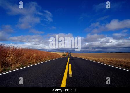 Airlie Straße, Polk County Scenic Loop, Oregon - Stockfoto