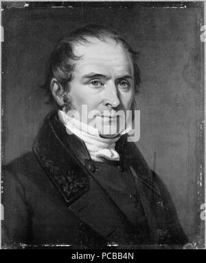 26 Elias Magnus Fries, 1794-1878 (Johan Gustaf Sandberg) - Nationalmuseum - 39072 - Stockfoto