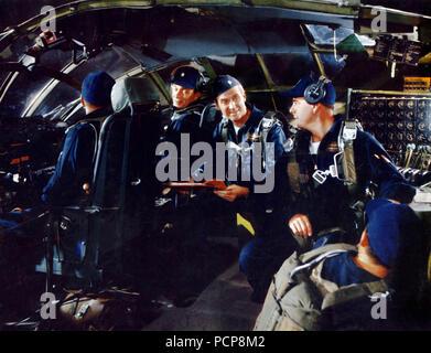 Strategic Air Command 1955 echten Anthony Mann James Stewart Juni Allyson. Sammlung Christophel © Paramount Pictures - Stockfoto