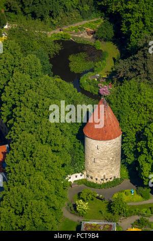Bentheimer Turm, Warendorf, Disrict Stadt Warendorf, Nordrhein-Westfalen, Deutschland